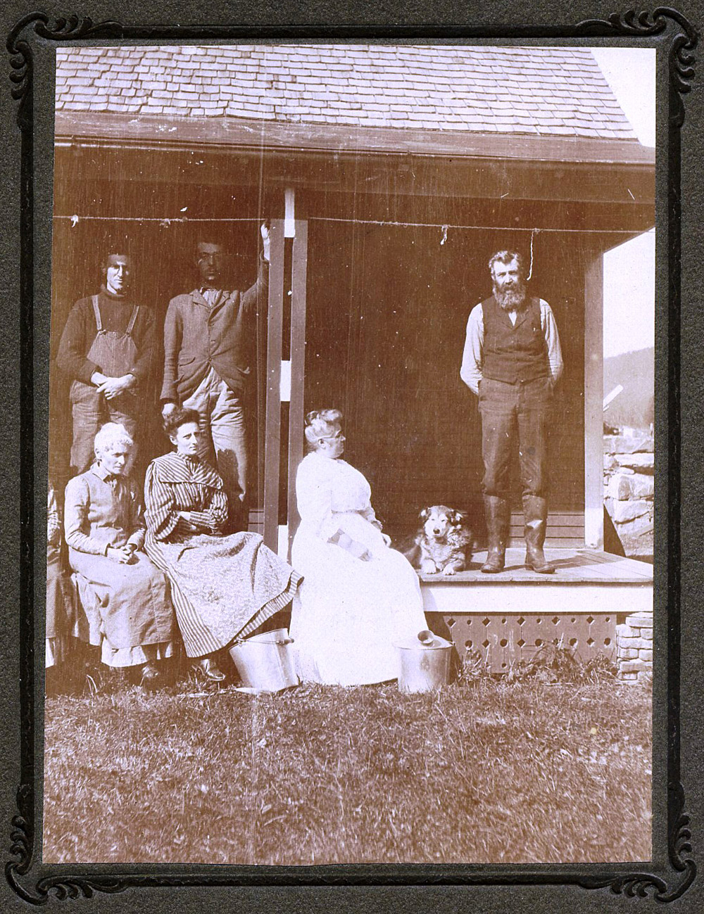 Rochester Historical Society » Family Photos 1890-
