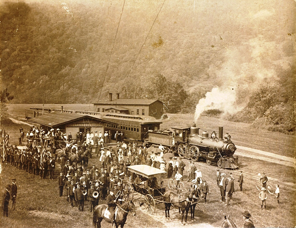 White River Railroad 1905